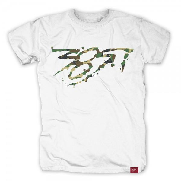 385ideal - camo logo T-Shirt