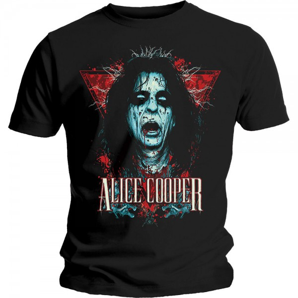 ALICE COOPER - Decap Face T-Shirt