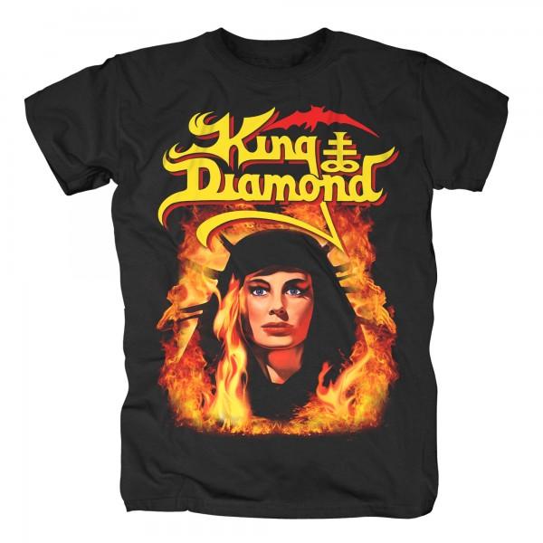 KING DIAMOND - Fatal Portrait T-Shirt