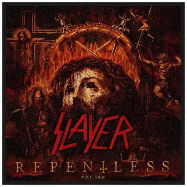 SLAYER - Repentless Patch Aufnäher