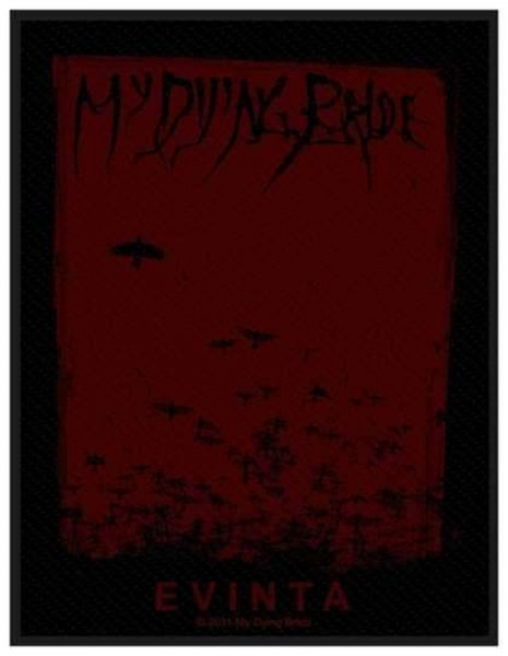 MY DYING BRIDE - Evinta Patch Aufnäher
