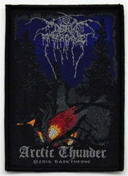 DARKTHRONE - Arctic Thunder Patch Aufnäher
