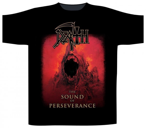 DEATH - The sound of perseverance T-Shirt