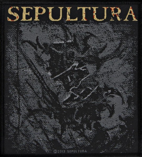 SEPULTURA - The Mediator Patch Aufnäher