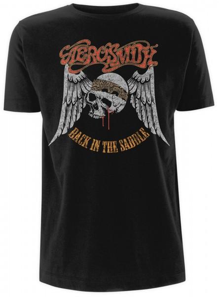 AEROSMITH - Back in the saddle T-Shirt