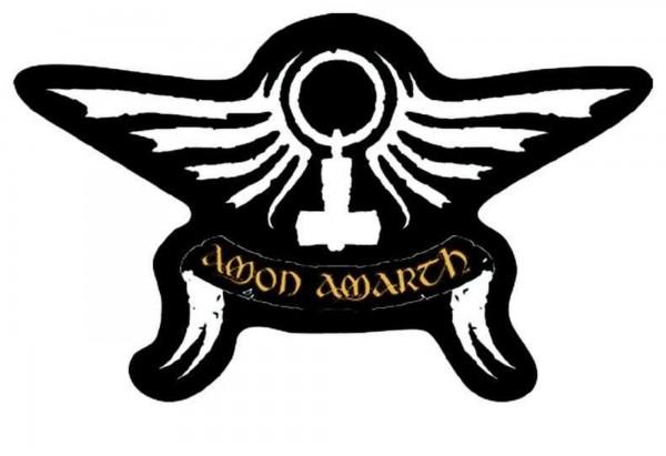 AMON AMARTH - Crest cutout Patch Aufnäher