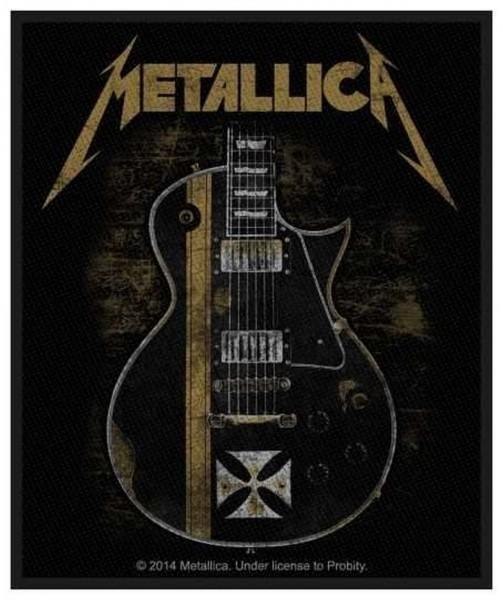 METALLICA - Hetfield Guitar Patch Aufnäher