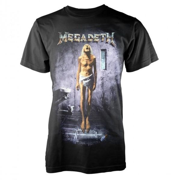 MEGADETH - Countdown to extinction T-Shirt