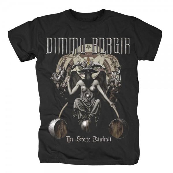 DIMMU BORGIR - In sorte diaboli T-Shirt