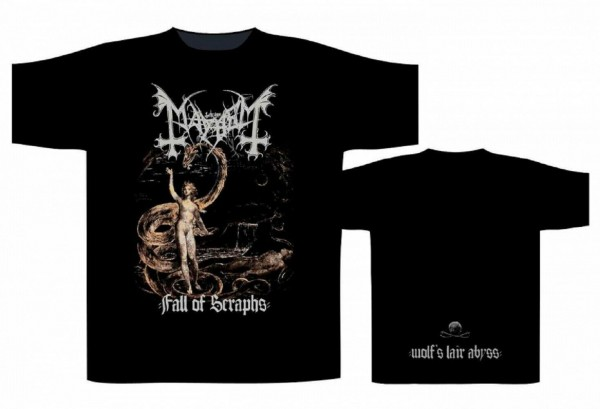 MAYHEM - Fall Of Seraphs T-Shirt