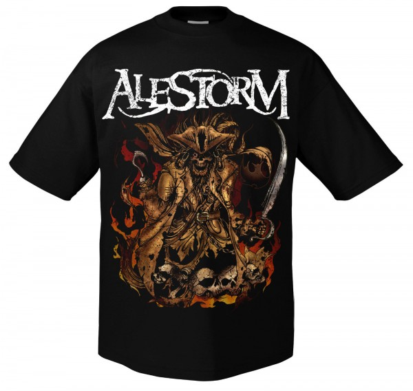 ALESTORM - We are here to drink your beer T-Shirt