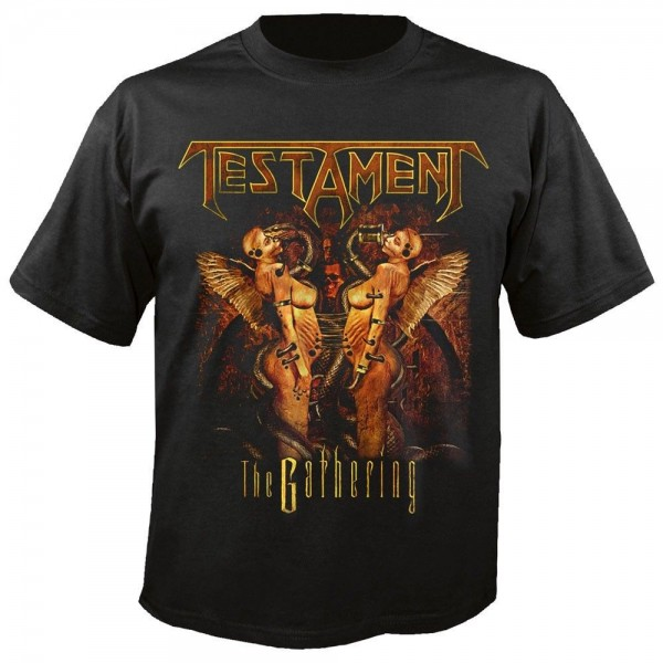 TESTAMENT - The Gathering 2017 T-Shirt