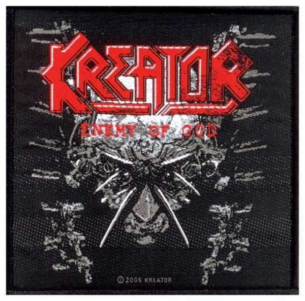 KREATOR - Enemy Of God Patch Aufnäher