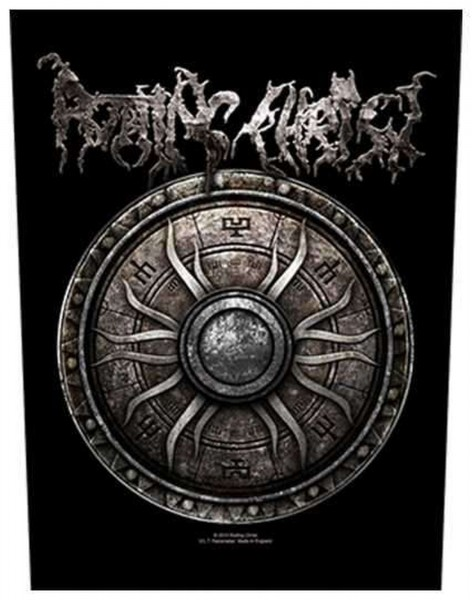 ROTTING CHRIST - Aealo Backpatch Rückenaufnäher
