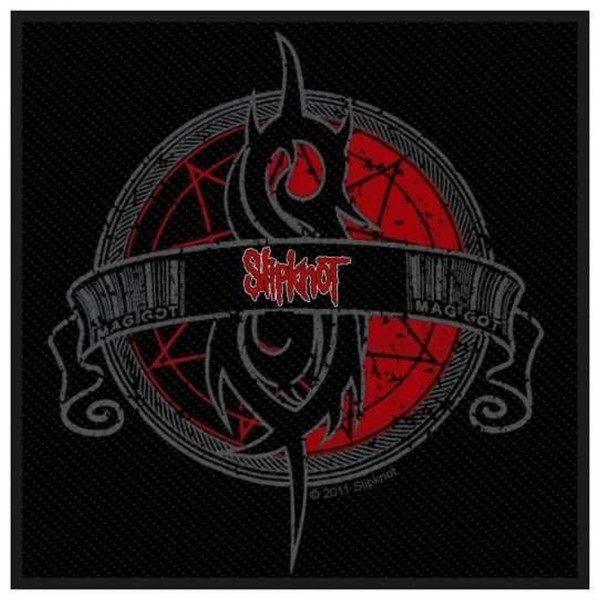SLIPKNOT - Crest Patch Aufnäher