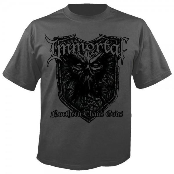 IMMORTAL - Chaos Grey T-Shirt