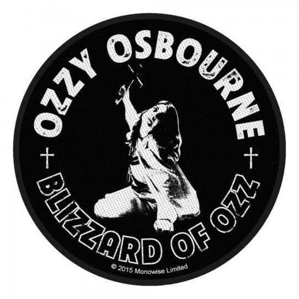 OZZY OSBOURNE - Blizzard Of Ozz Patch Aufnäher