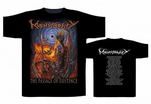 MONSTROSITY - Passage T-Shirt