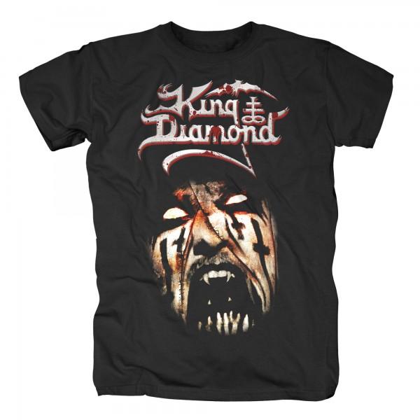 KING DIAMOND - Puppet Master T-Shirt