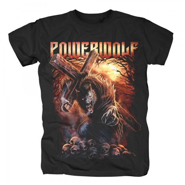 POWERWOLF - Via Dolorosa T-Shirt