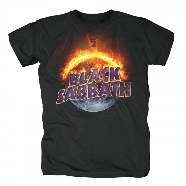 BLACK SABBATH - The End T-Shirt