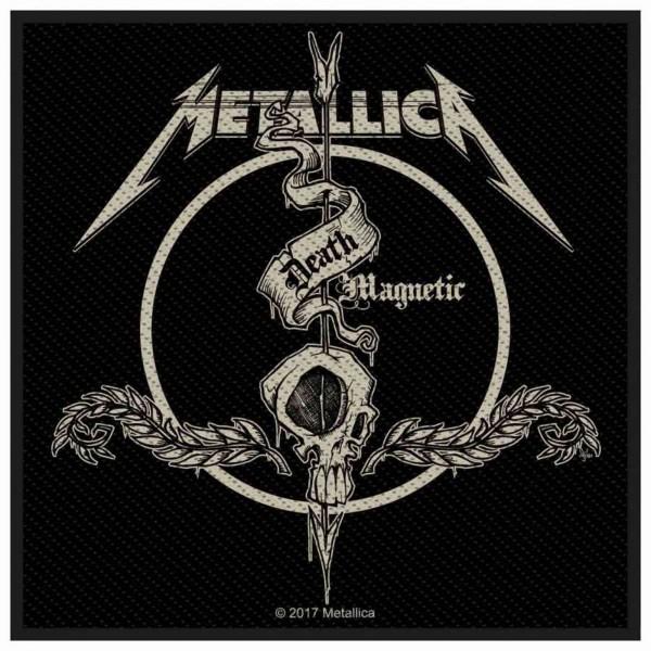 METALLICA - Death Magnetic Patch Aufnäher