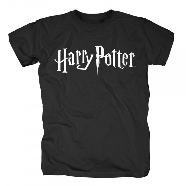 HARRY POTTER - Logo T-Shirt