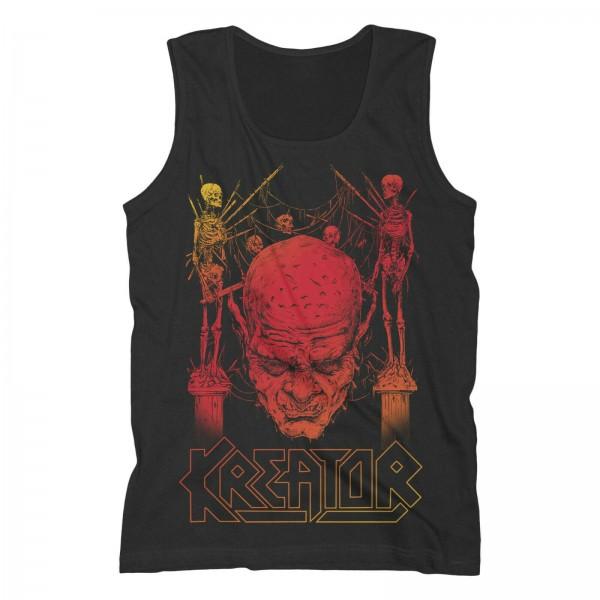 KREATOR - Sunset Skull Tank Shirt T-Shirt