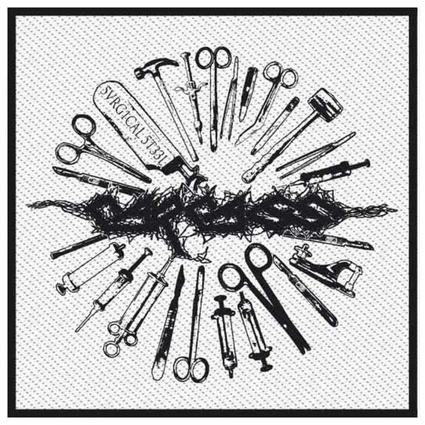 CARCASS - Tools Patch Aufnäher