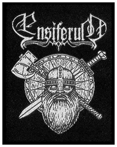 ENSIFERUM - Sword & Axe Patch Aufnäher