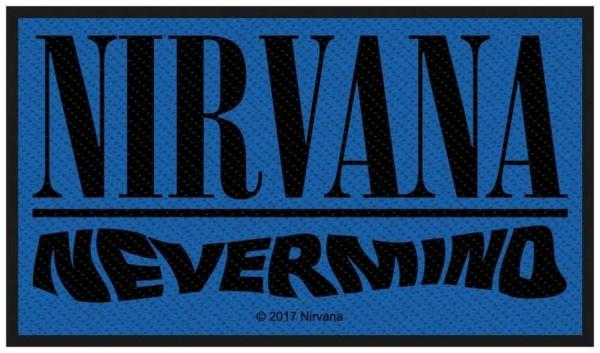 NIRVANA - Nevermind Patch Aufnäher