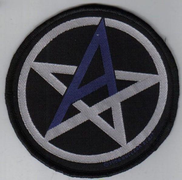 ANTHRAX - Pentagram Patch Aufnäher