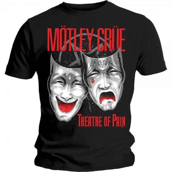 MÖTLEY CRÜE - Theatre of pain T-Shirt
