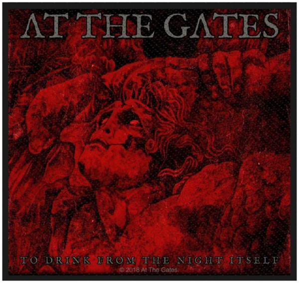 AT THE GATES - To Drink From The Night Itself Patch Aufnäher