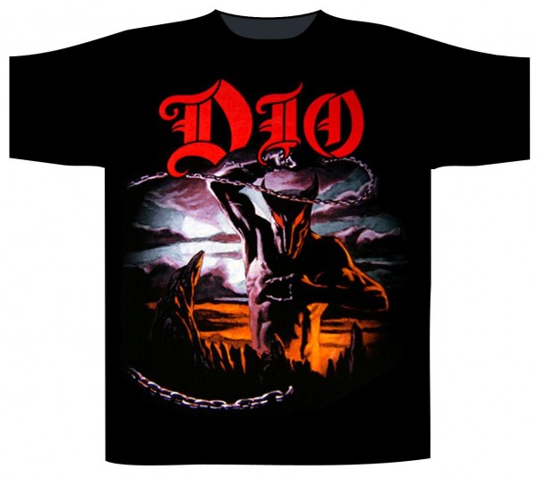 DIO - Ronny James RIP T-Shirt