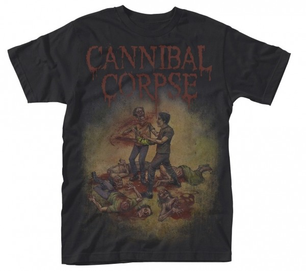 CANNIBAL CORPSE - Chainsaw T-Shirt