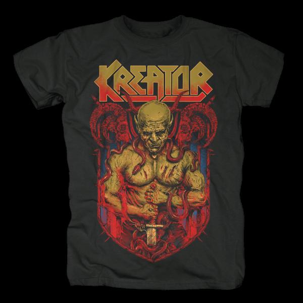 KREATOR - Snakes T-Shirt