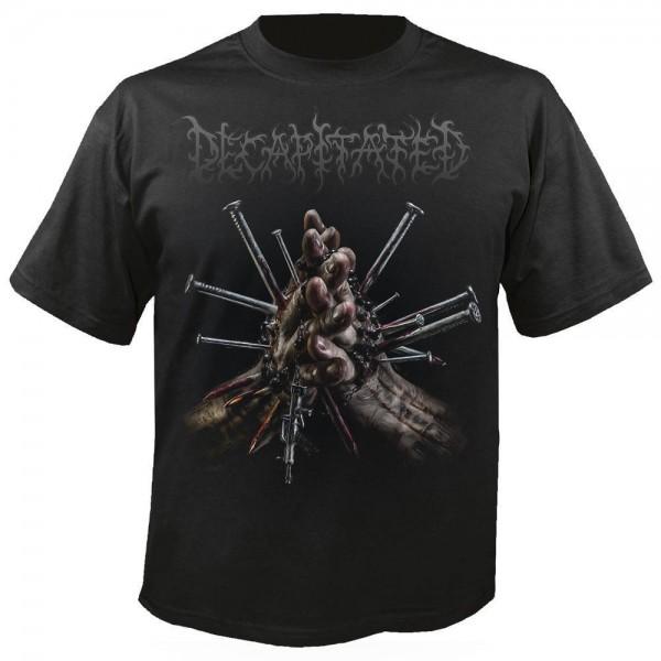 DECAPITATED - Anti-cult T-Shirt