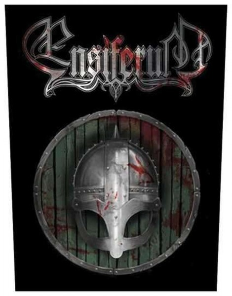 ENSIFERUM - Blood Backpatch Rückenaufnäher