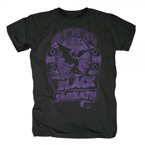 BLACK SABBATH - Lord of this World T-Shirt