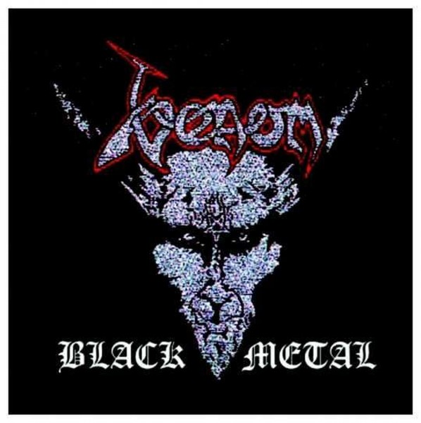 VENOM - Black Metal Patch Aufnäher
