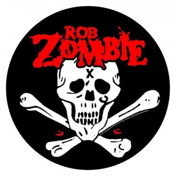 ROB ZOMBIE - The Return Backpatch Rückenaufnäher