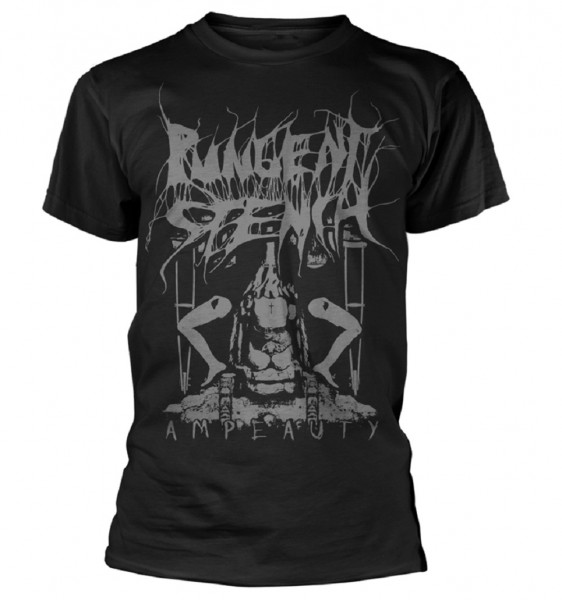 PUNGENT STENCH - Ampeauty (Grey) T-Shirt