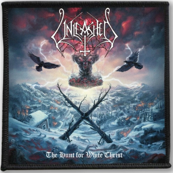 UNLEASHED - The Hunt For The White Christ Patch Aufnäher