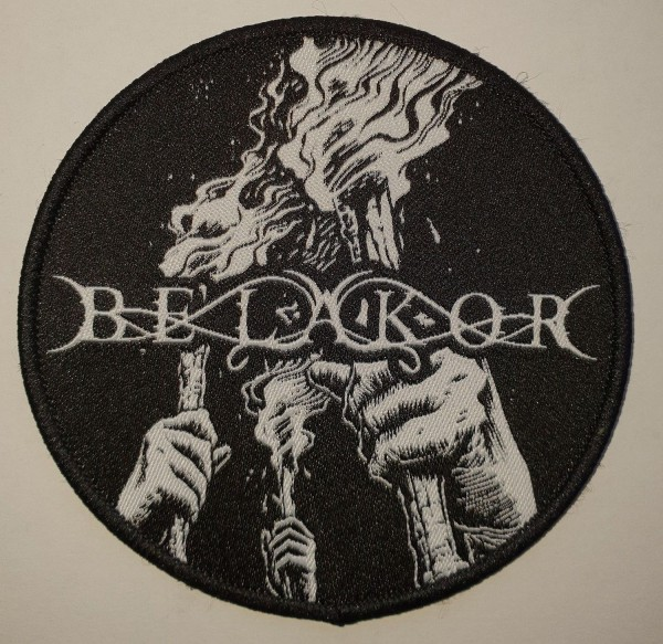 BE´LAKOR - The Smoke Of Many Fires Patch Aufnäher