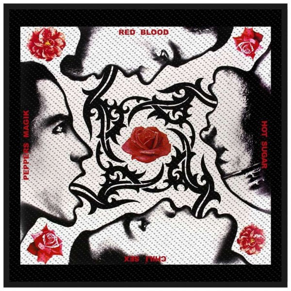 RED HOT CHILI PEPPERS - Blood Sugar Sex Magik Patch Aufnäher