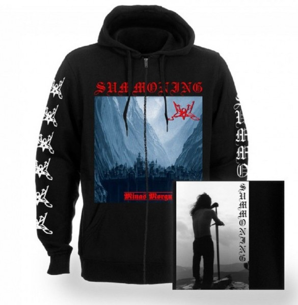 SUMMONING - Minas Morgul Kapuzenjacke