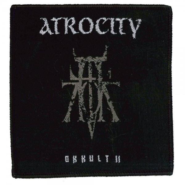 ATROCITY - Okkult II Patch Aufnäher