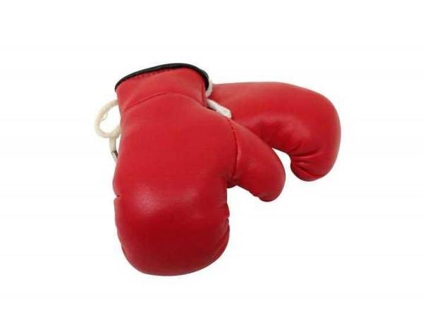 Miniboxhandschuhe - Rot