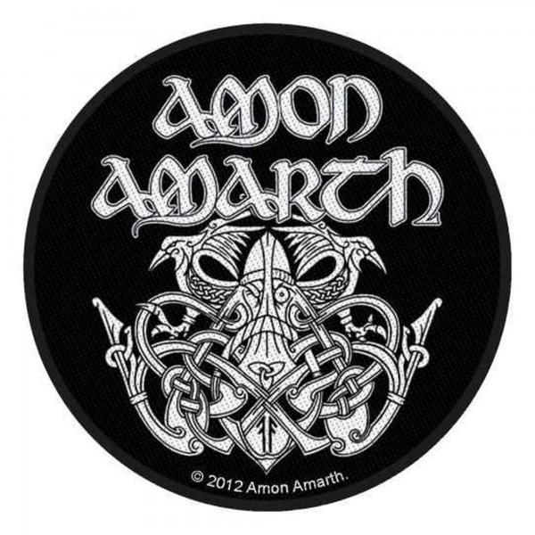 AMON AMARTH - Odin Patch Aufnäher